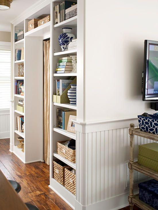 536 best book shelves images on Pinterest | Book shelves, Bookcases ...