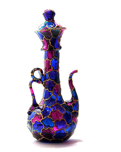 Eclectic Teapot, Royal Collection