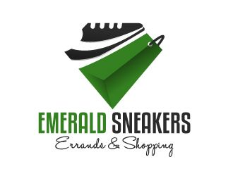 Great #sneakers #logo desiged at Logo123.com