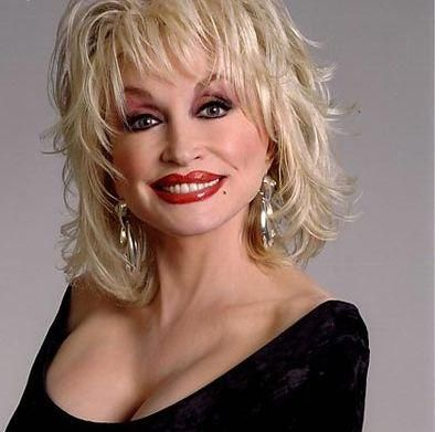 """""""I'm in the public eye, so I don't care who knows what I get done,"""" the ageless Parton said of her beauty regimen. """"If I see something sagging, dragging or bagging, I get it sucked, tucked or plucked. It takes a lot of money to look as cheap as I look.""""   ♥ her!"""