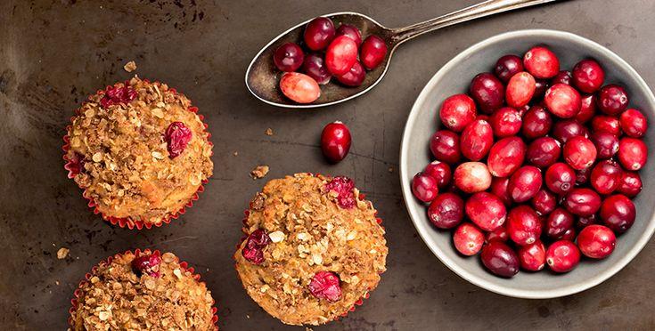 Faça você mesmo: cookies de aveia, amêndoas e cranberry