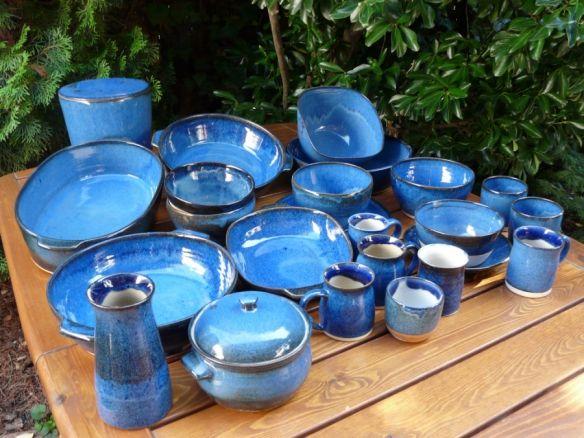 Norbi  Viola  pottery