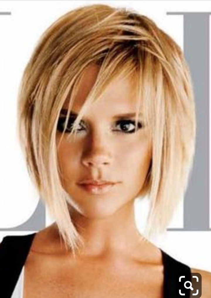 Pin By Dawn Foley Sakalas On Hair And Eyes In 2020 Chin Length Hair Victoria Beckham Hair Posh Hair
