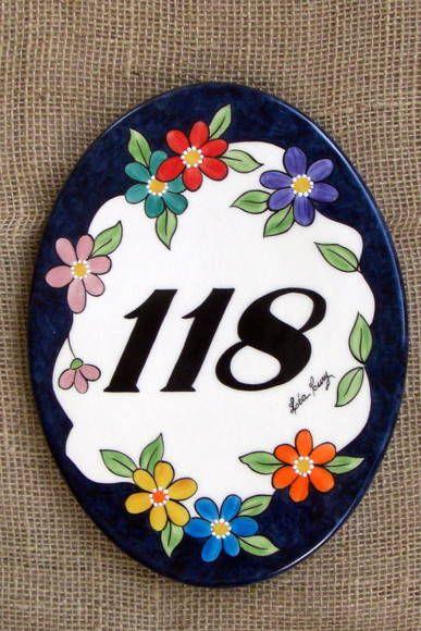 número de cerâmica