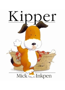 His name is Kipper, Kipper the dog.