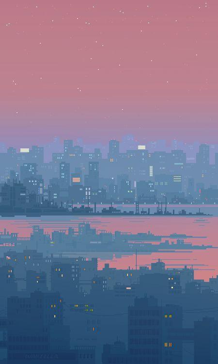 some waneella's pixel art