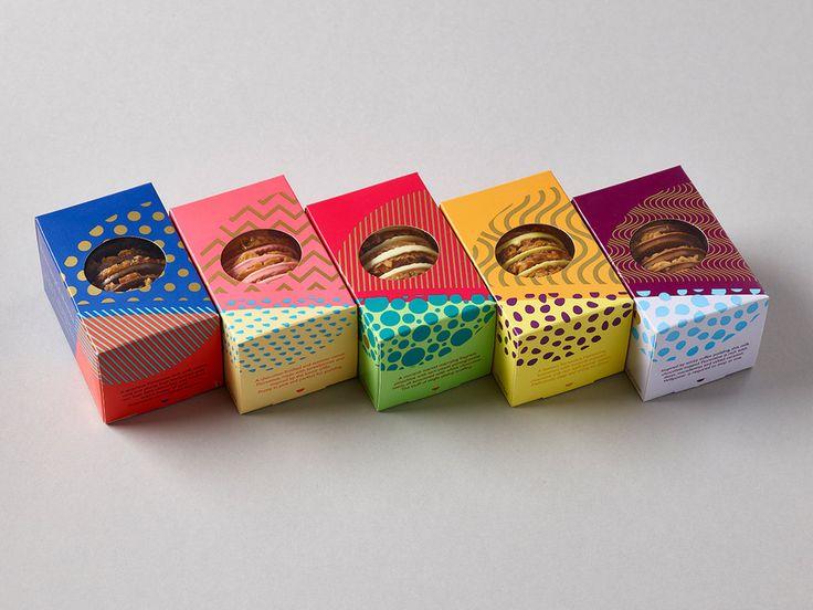 Fortnum & Mason Florentines Packaging by Design Bridge