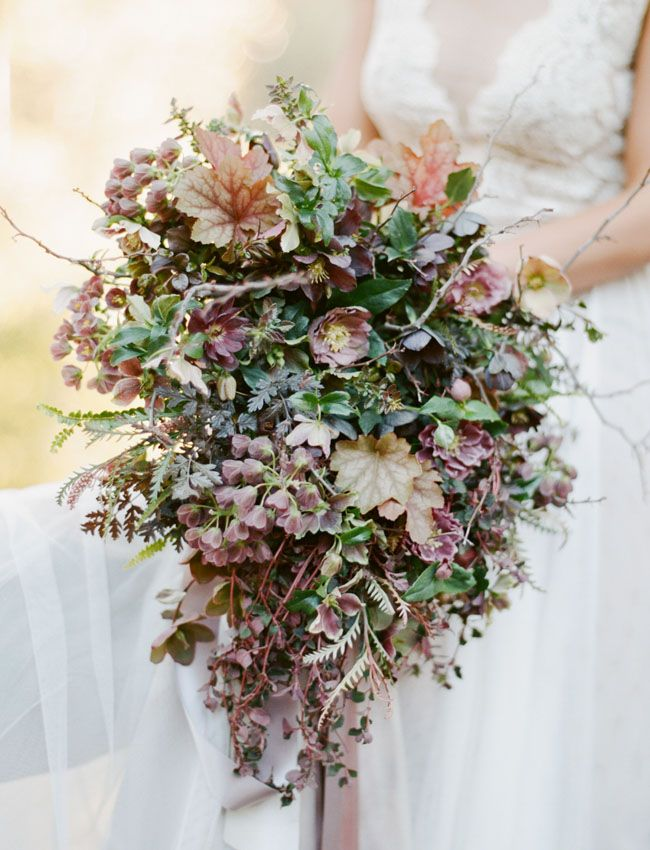 woodland fairy bouquet