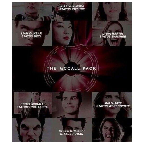 Teen Wolf: McCall Pack