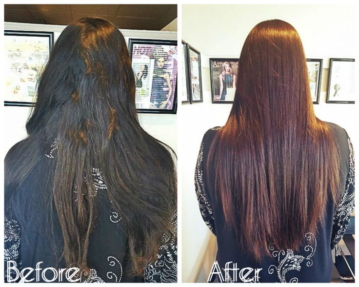1000 Ideas About Yuko Hair Straightening On Pinterest