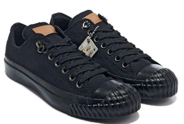 Monocromatico Black Fashion Converse Low Top New York Canvas converse con borchie converse chuck taylor all star
