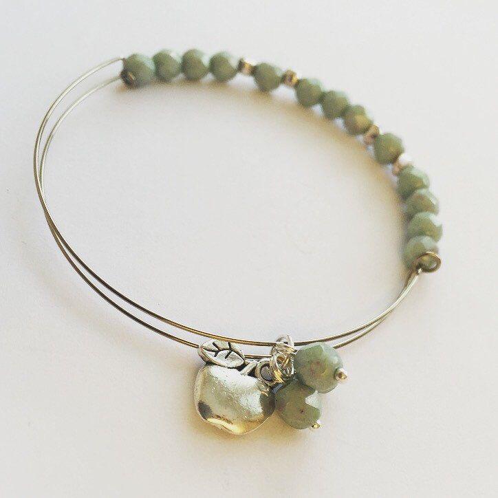 Camellia Bracelet by MrsGillmore on Etsy https://www.etsy.com/listing/267046634/camellia-bracelet