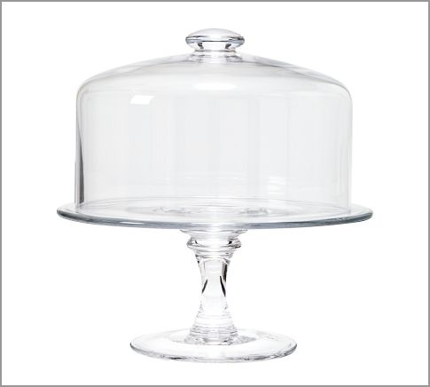Claro Cake Stand, Large-pottery barn(59+39)