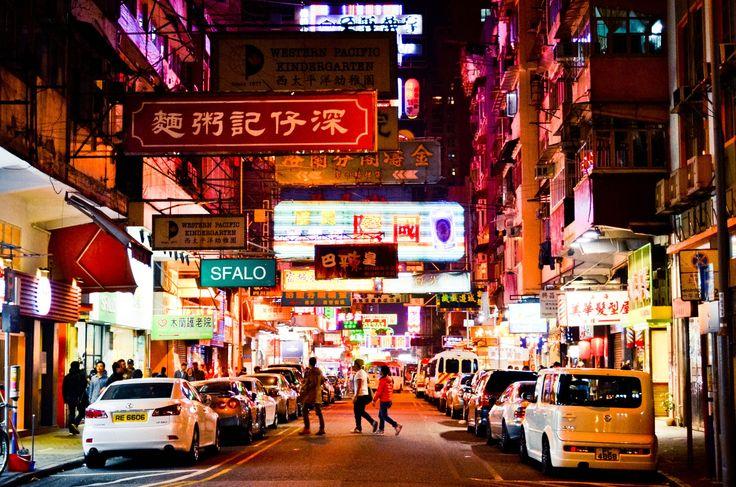 Hong Kong - Mong Kok by Tim Yu on 500px