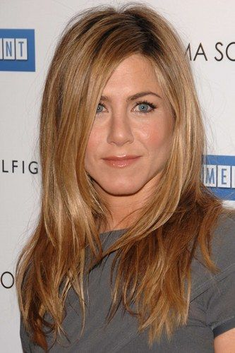 Jennifer Aniston hair color (OPTION 2)