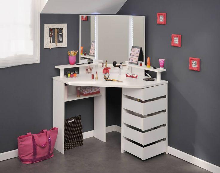 17 Best Ideas About Corner Dressing Table On Pinterest Makeup Vanities Idea