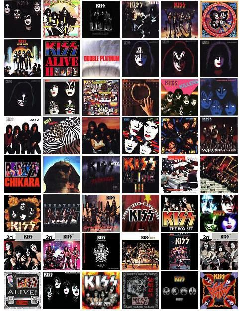 KISS!!!!! I wanted the best and I got the best, the best band in the…