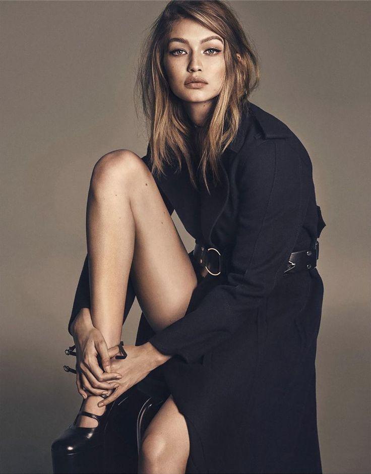 Vogue Japan Dec 2016  Photography: Luigi & Iango Styled by: Anna Dello Russo Hair: Luigi Murenu Makeup: Georgi Sandev Model: Gigi Hadid