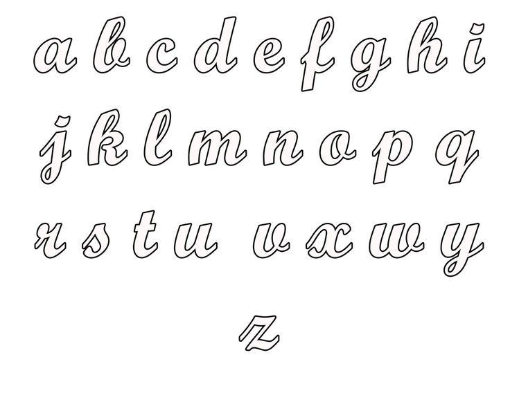 Bom três exemplos diferentes de alfabetomaiúsculoeminúsculopara pintar e personalizar: fraldas, tecidos enfim o que desejar.    Exemplo...