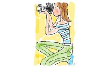 Mi futura cámara y yo