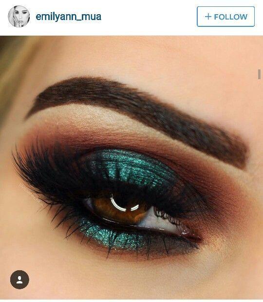 17 Best ideas about Teal Eye Makeup on Pinterest | Teal eyeshadow ...