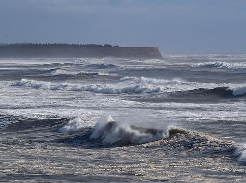 Lawrencetown Beach Nova Scotia