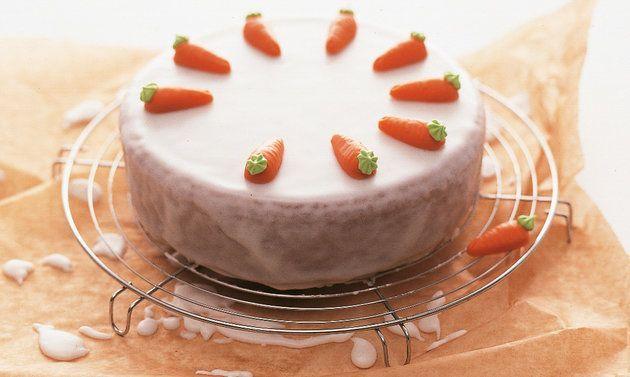 Le gâteau aux carottes, spécialité d'Argovie, est encore plus apprécié que le cake aux carottes. Difficile de résister à cette recette de gâteau moelleux.