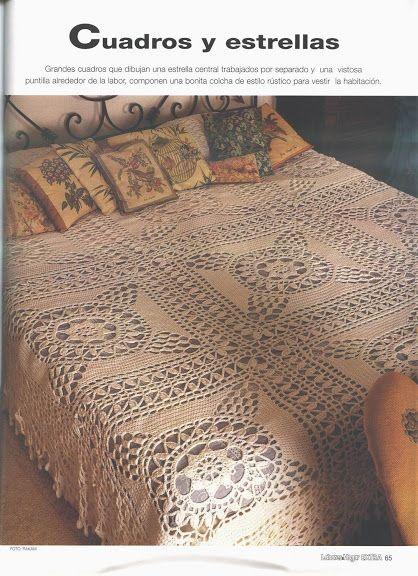 Colchas y adornos para camas - Flavia Luggren - Álbumes web de Picasa