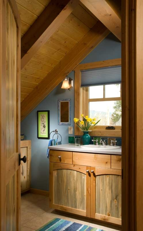 On Pinterest Rustic Kitchen Cabinets Pendants And Rustic Bathrooms