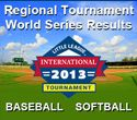2013 Junior League Softball World Series Southwest Results