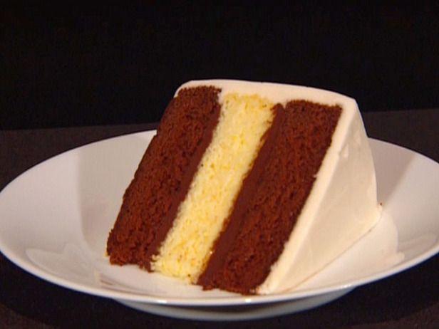 Cooking light chocolate orange cake