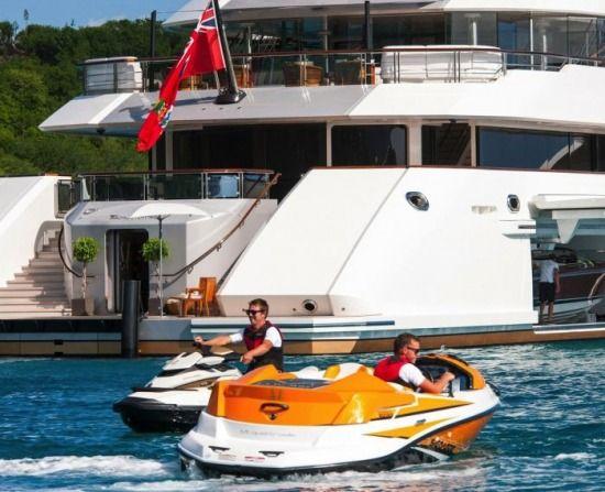 Hihetetlen yacht - Toochee