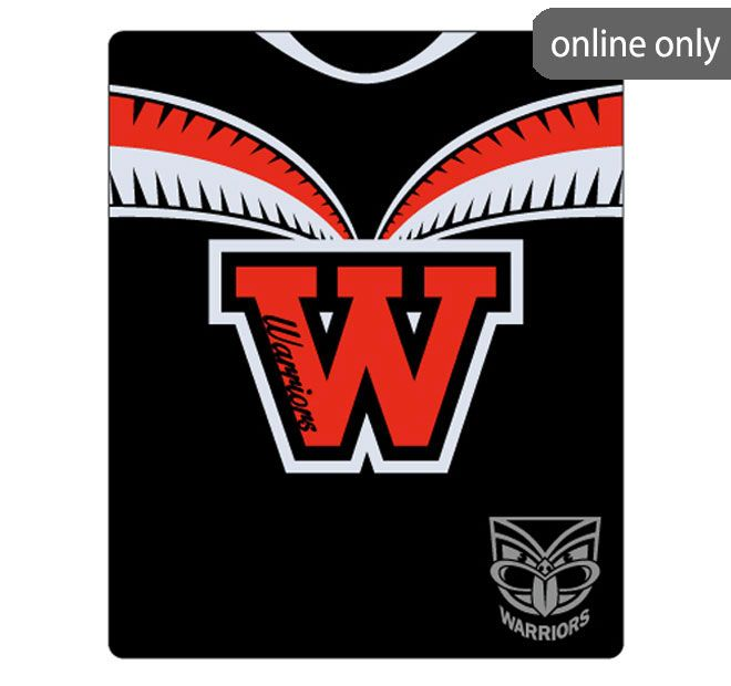 nrl-team-logo-polar-fleece-printed-155x127cm-throw-auckland-warriors