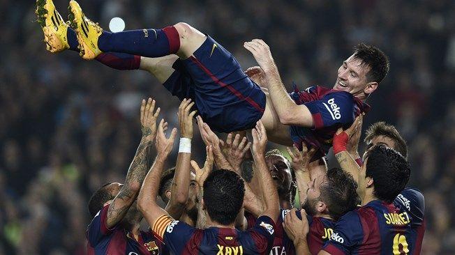 Messi buteur record, Ronaldo éclipsé