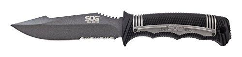 Special Offers - SOG Specialty Knives & Tools SS1001-CP SEAL Strike Fixed Blade Outdoor Tactical Knife 4.9-inch Blade - In stock & Free Shipping. You can save more money! Check It (September 19 2016 at 07:56PM) >> http://huntingknivesusa.net/sog-specialty-knives-tools-ss1001-cp-seal-strike-fixed-blade-outdoor-tactical-knife-4-9-inch-blade/