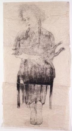 Kiki Smith, 'Pieta,' 1999 (per Tullli, 19 agosto 2012).
