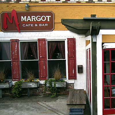 Margot Cafe and Marché Artisan Foods, Nashville! Have to try brunch at Marche, Southern Living recommends the sunny eggs and sausage polenta with pomegranate mimosa. Sounds heavenly!