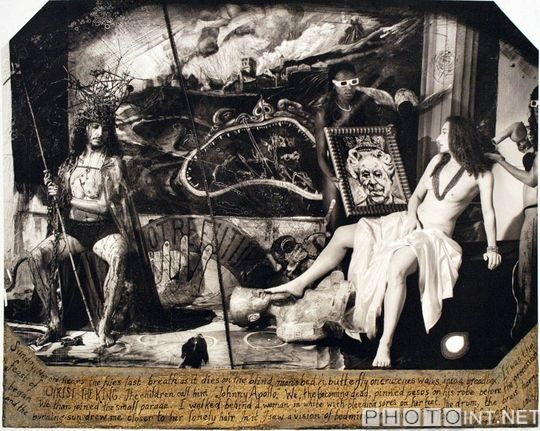 Image result for joel peter witkin photographer