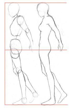 Lernen Sie, einen menschlichen Körper, Kleidung, Anime und Malen zu zeichnen. Klicken Sie hier, um mehr zu erfahren ….. #anime #einen #kleidung #k…