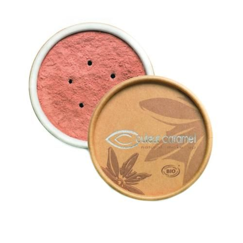 BIO minerální make-up 02 Pink Beige Couleur Caramel