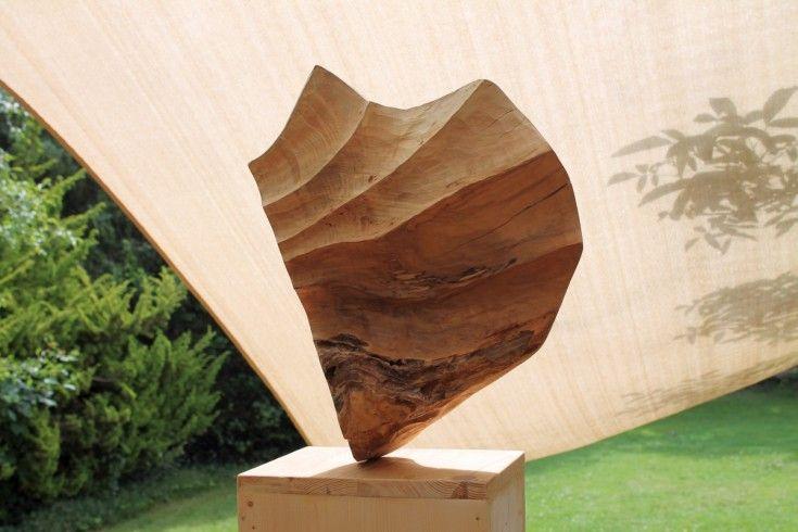 erstes Holzkunstwerk