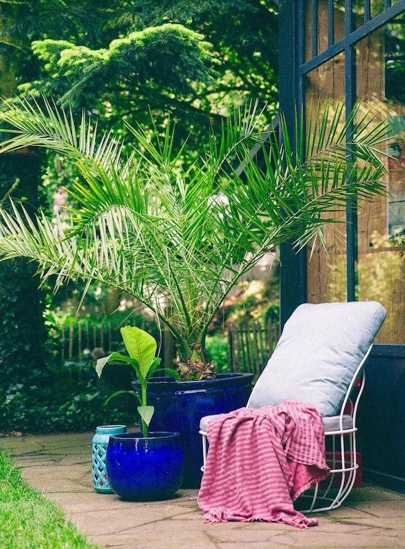 Die 76 Besten Bilder Zu Garten, Terrasse Und Balkon Auf Pinterest ... Terrasse Im Garten Herausvorderungen