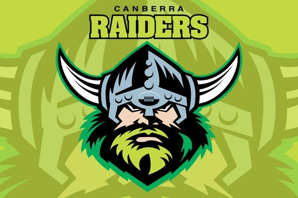 Show your support for the Canberra Raiders! #nrl #rugby #australia