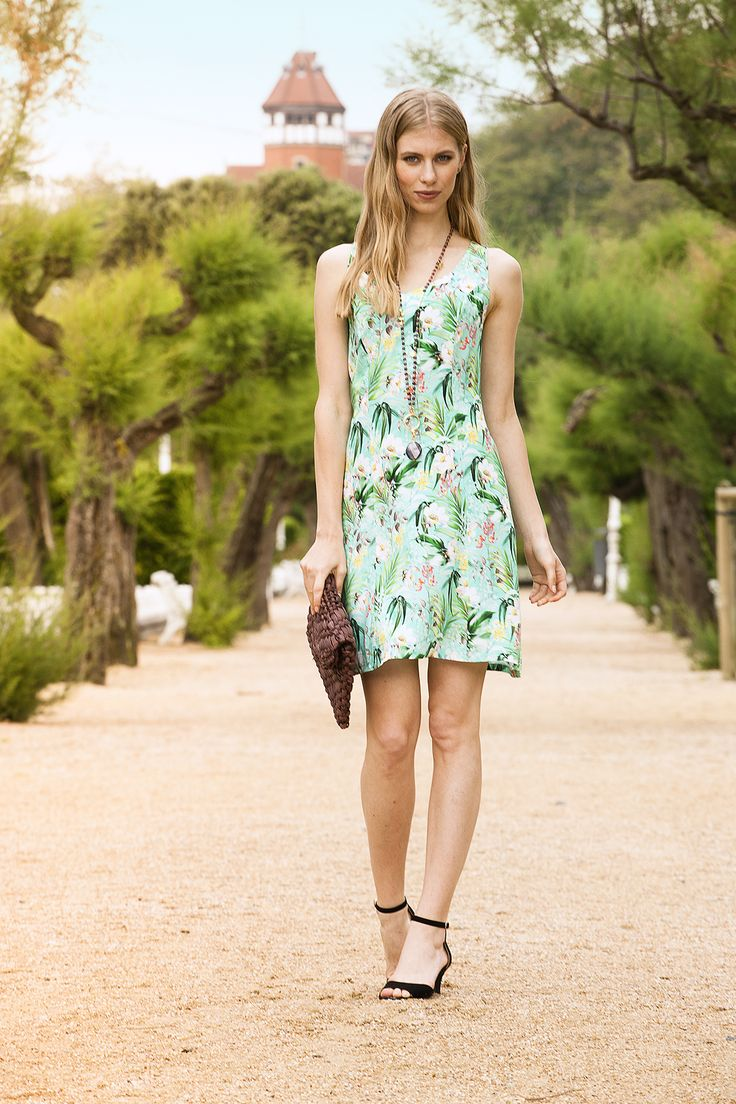Tropical summer trend #señoretta #tropical #trend #summer