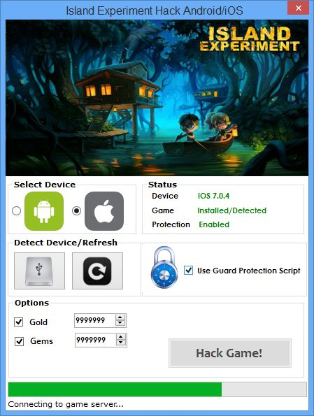 Island Experiment Hack (Android/iOS) - HacksBook http://www.hacksbook.com/island-experiment-hack/