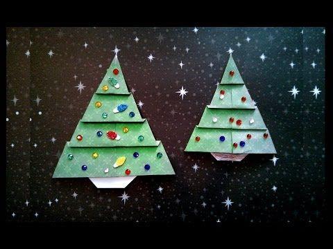 家族で一緒にやってみて!難易度別・折り紙クリスマスツリーの作り方まとめ   iemo[イエモ]
