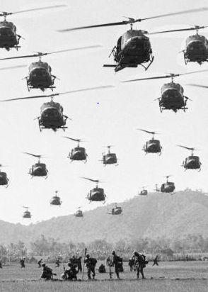 US air cavalry in Vietnam