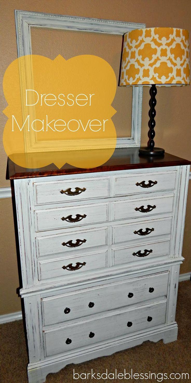 Images Of Dresser Makeovers
