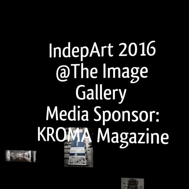 Painting and Sculpture Exhibition IndepArt2016 @The Image Gallery Curator: Emmy Varouxaki Communication: Dimitris Lazarou  Media Sponsor: KROMA Magazine  #kromamagazine #pikatablet #artmagazine #artexhibition #pin