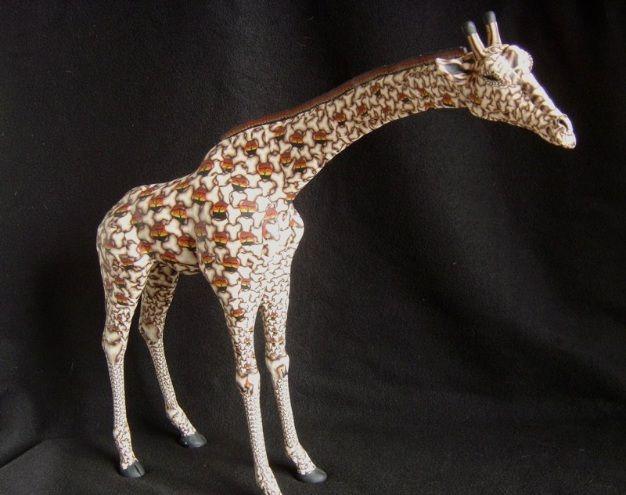 Best Jon Anderson Clay Sculptures Images On Pinterest Clay - Sporting clay window decalsgiraffe garden statue giraffe clay pot clay pot animal